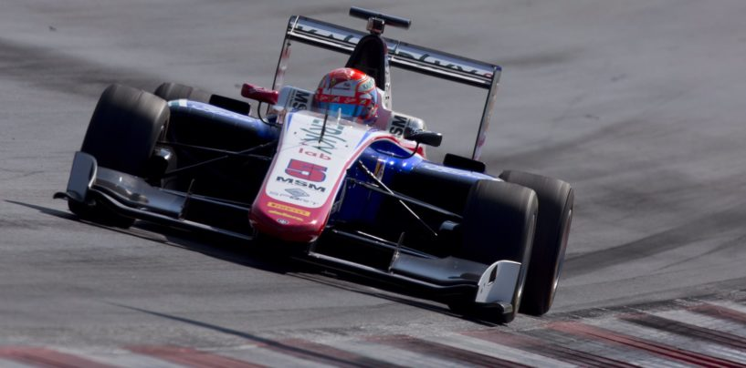 GP3 | GP Germania, Fuoco vince gara 1