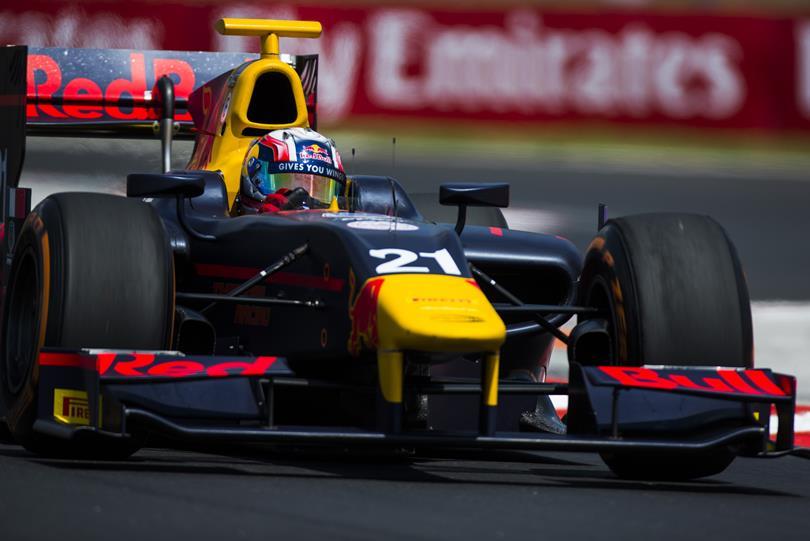 GP2 | Ungheria: terza doppietta Prema, vince ancora Gasly