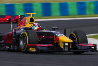 GP2   Ungheria: Gasly irresistibile, sua la pole