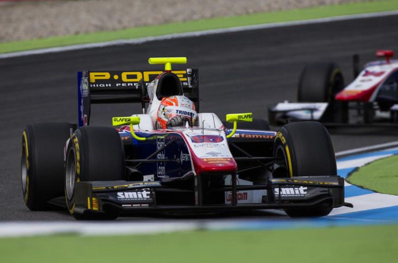 GP2   Germania: Sirotkin bravo e fortunato, Ghiotto secondo