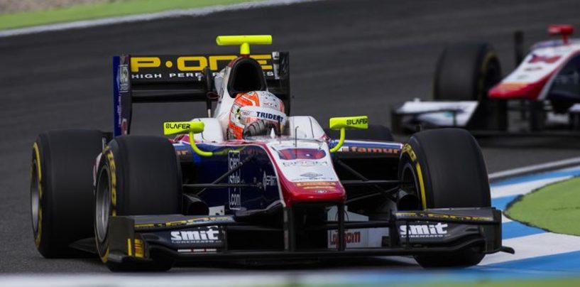 GP2 | Germania: Sirotkin bravo e fortunato, Ghiotto secondo