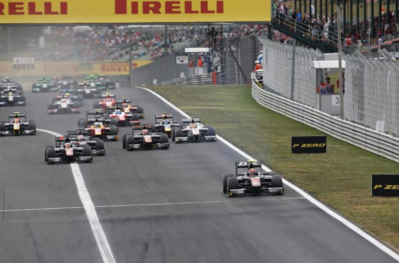 GP2 | GP Ungheria - Anteprima