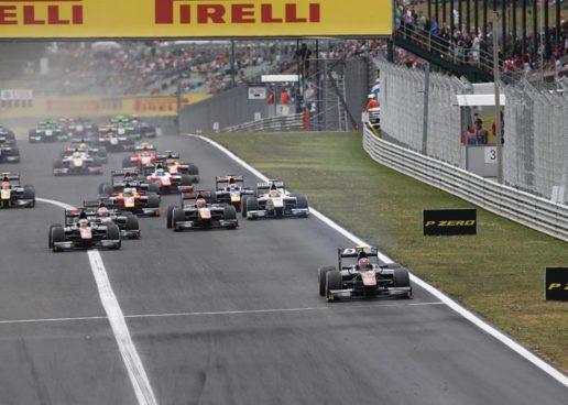 GP2   GP Ungheria - Anteprima