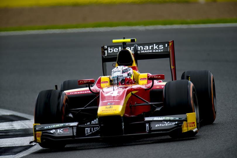 GP2 | Gran Bretagna: King si impone, primo podio per Ghiotto