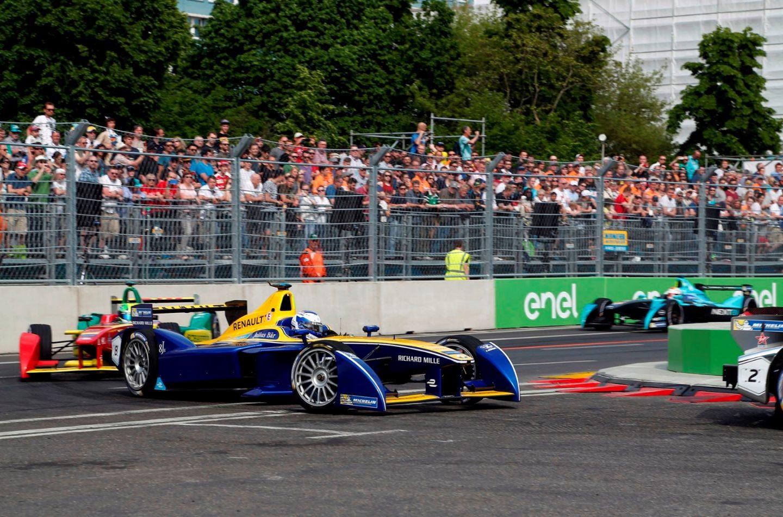 Formula E   Londra: Prost in pole tra mille colpi di scena