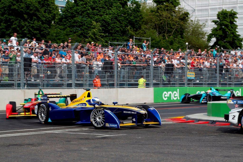 Formula E | Londra: Prost in pole tra mille colpi di scena