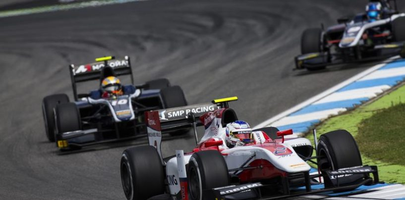 GP2 | GP Germania: pole per Sirotkin, seconda fila tutta italiana