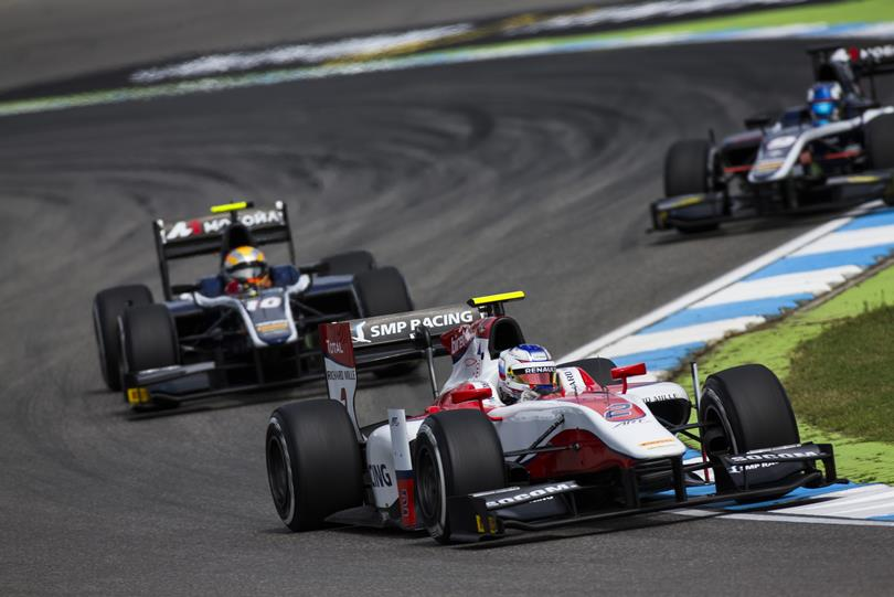 GP2 | GP Germania: pole per Sirotkin, seconda fila tutta italiana