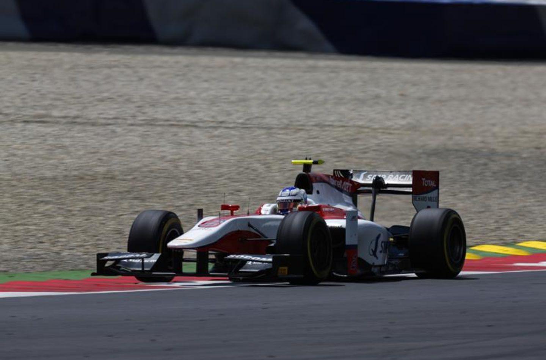 GP2 | Austria: seconda pole per Sirotkin, Giovinazzi in prima fila
