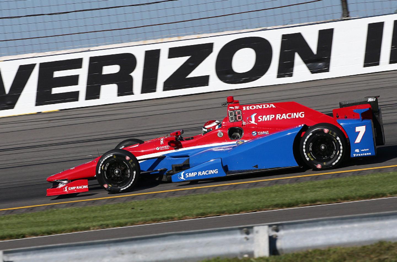 Indycar | Aleshin e Hinchcliffe sugli scudi nelle libere a Pocono