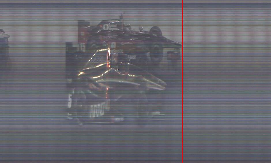 Indycar   Rahal beffa Hinchcliffe all'ultima curva e vince in Texas