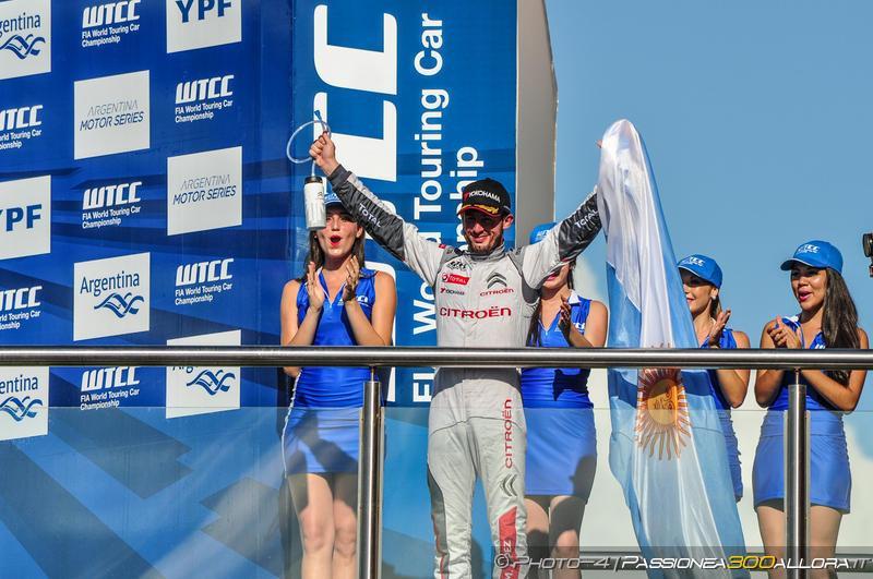 WTCC   GP Argentina - Anteprima