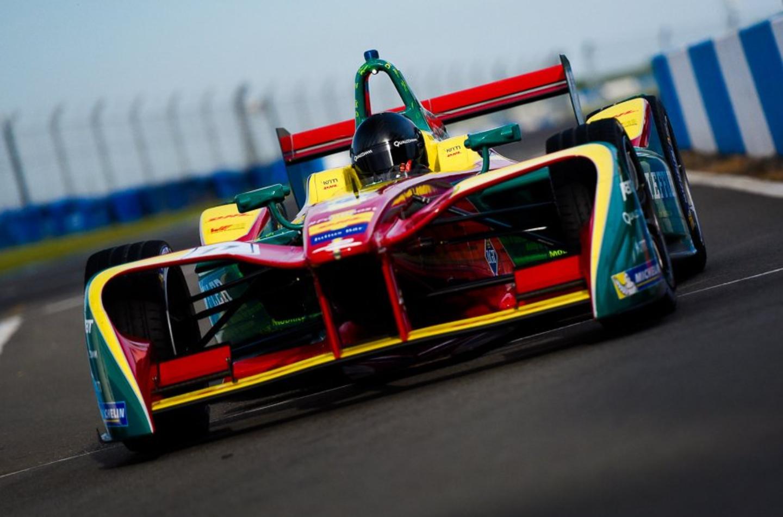 Formula E   Abt il più veloce di oggi, Vergne chiude al comando