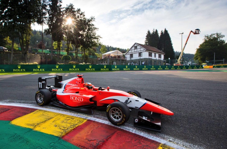 GP3   GP del Belgio, Aitken vince gara 2