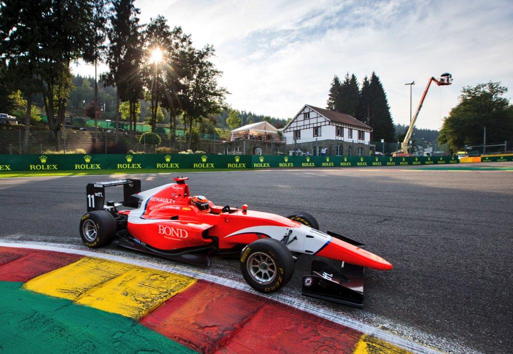 GP3 | GP del Belgio, Aitken vince gara 2