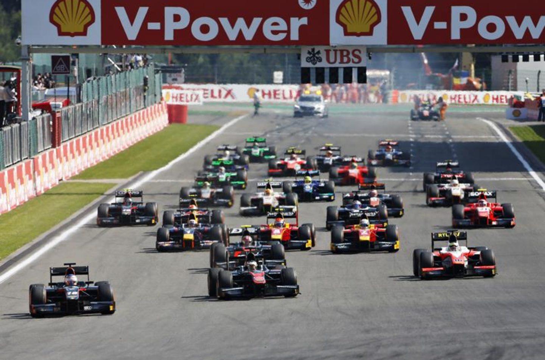 GP2   GP Belgio - Anteprima