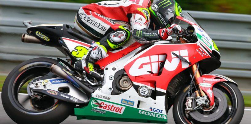 MotoGP | GP Gran Bretagna, Crutchlow in pole