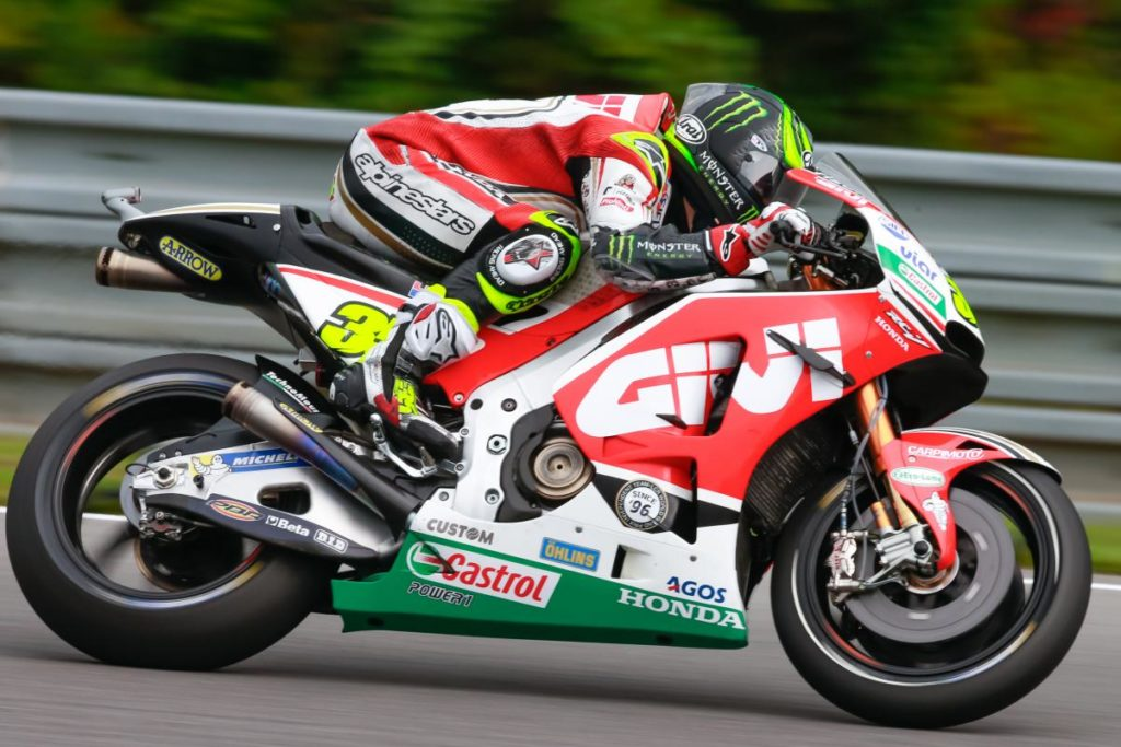 MotoGP | GP Rep.Ceca: vittoria pazzesca di Cal Crutchlow su Rossi e Marquez