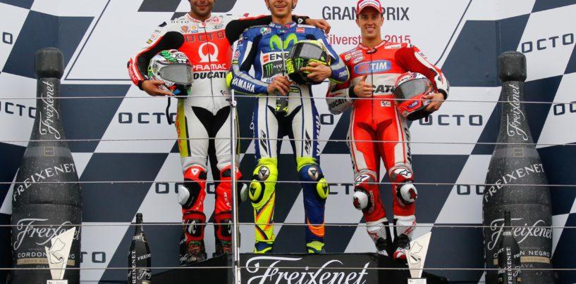 Motomondiale   GP Gran Bretagna - Anteprima