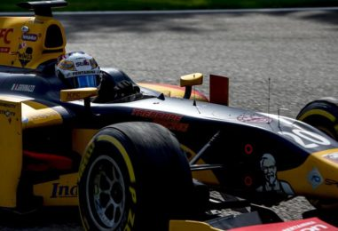 GP2 | Belgio: Giovinazzi vince la sprint race, anche Ghiotto sul podio