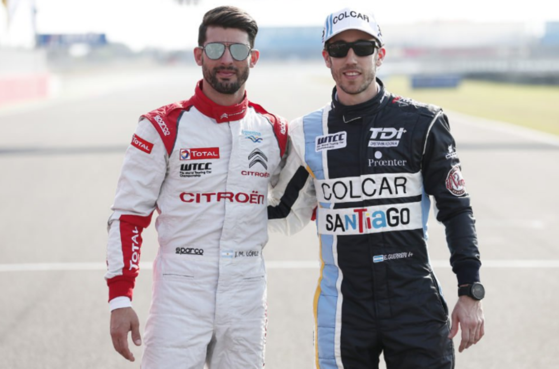 WTCC   Argentina: Guerrieri beffato dal semaforo, López in pole