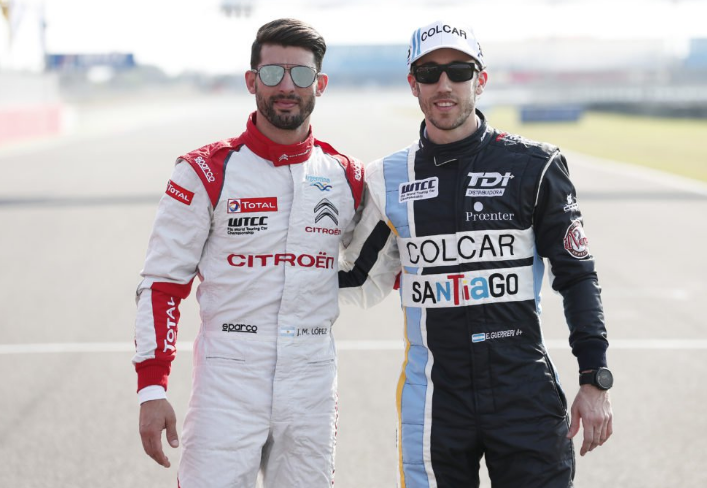 WTCC | Argentina: Guerrieri beffato dal semaforo, López in pole