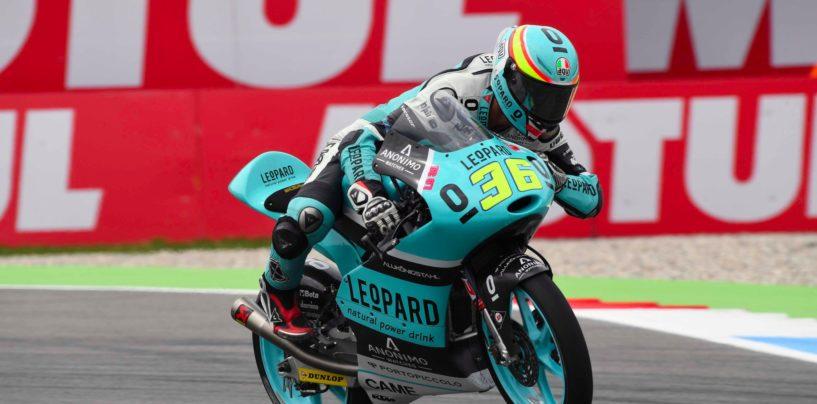 Moto3 | GP Austria: prima vittoria di Mir su Binder e Bastianini
