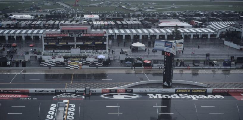 IndyCar | Rinviata a domani la 500 miglia di Pocono
