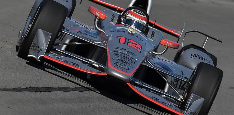 IndyCar | Power vince anche a Pocono, stop per Pagenaud