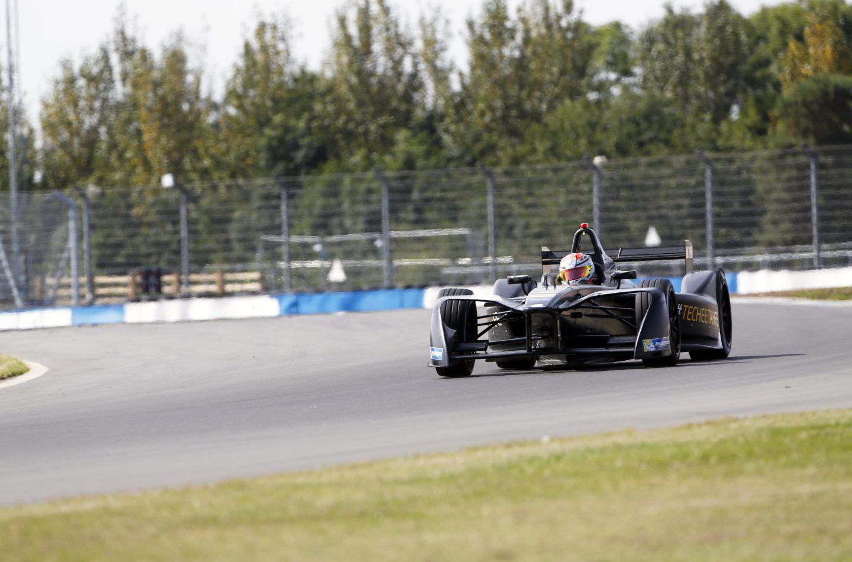Formula E | Vergne porta la Techeetah al comando