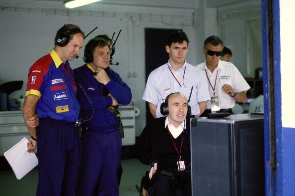 Quando la Williams non si iscrisse al mondiale del 1993
