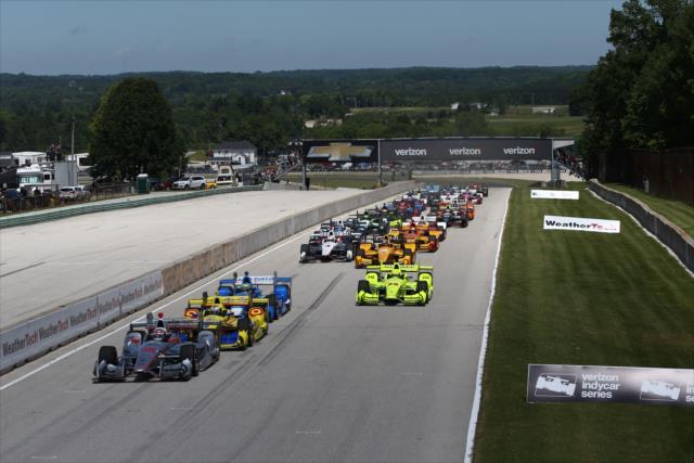 Indycar | La PFC sarà fornitore unico di freni per il 2017