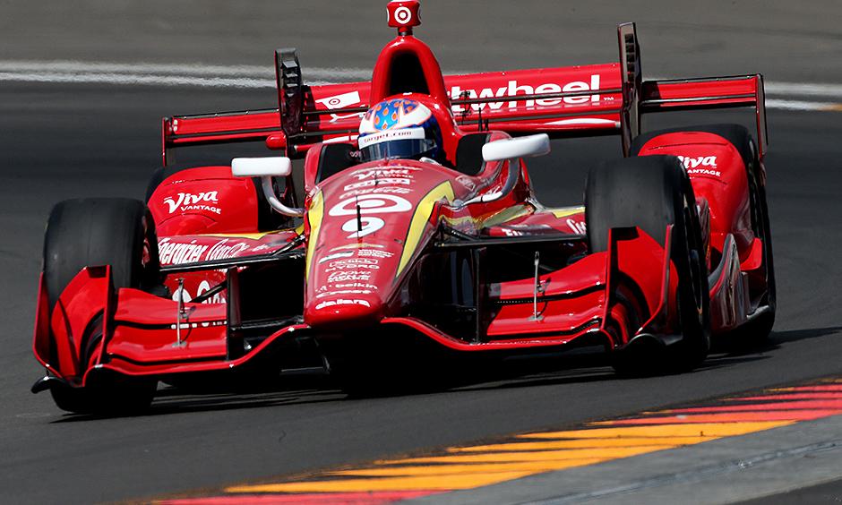 Indycar | Dixon al comando al Glen in tutte e tre le sessioni di libere
