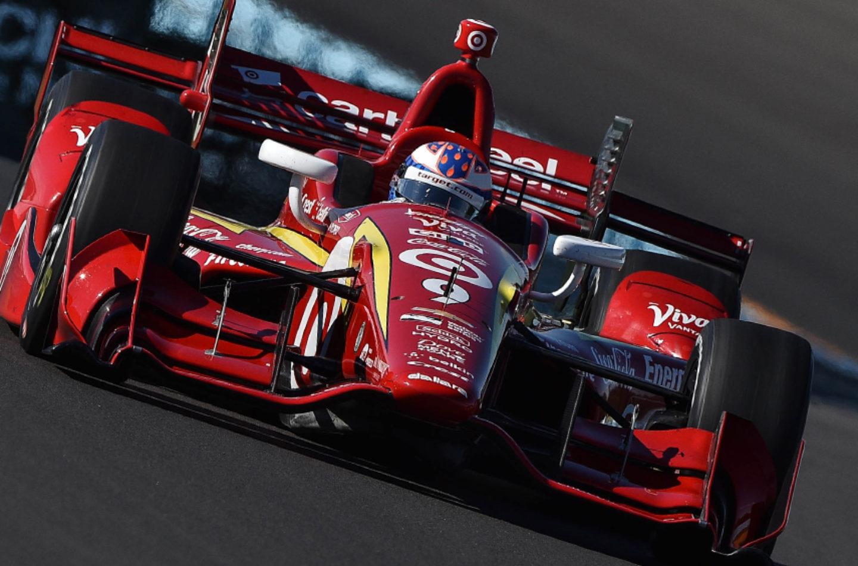 Indycar   Dixon in pole a Watkins Glen