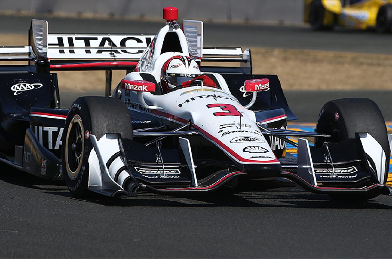 Indycar | Castroneves al comando nei primi due turni di libere