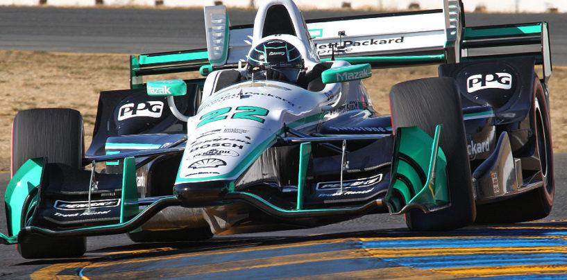 Indycar | Pagenaud vince a Sonoma ed è il campione Indycar 2016