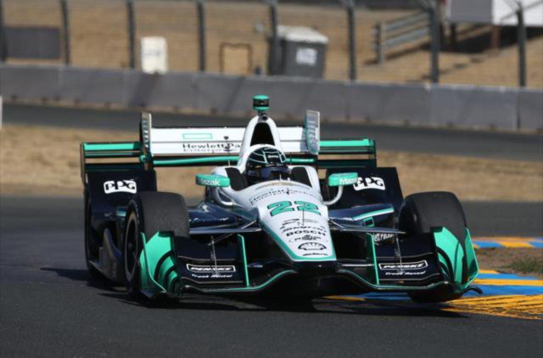 Indycar   Pagenaud si prende di forza la pole, quarto Power