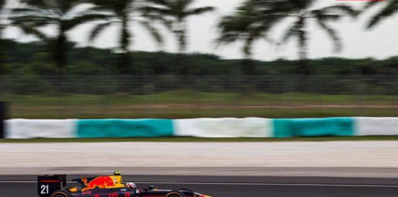 GP2 | Prema monopolizza la prima fila a Sepang, pole per Gasly