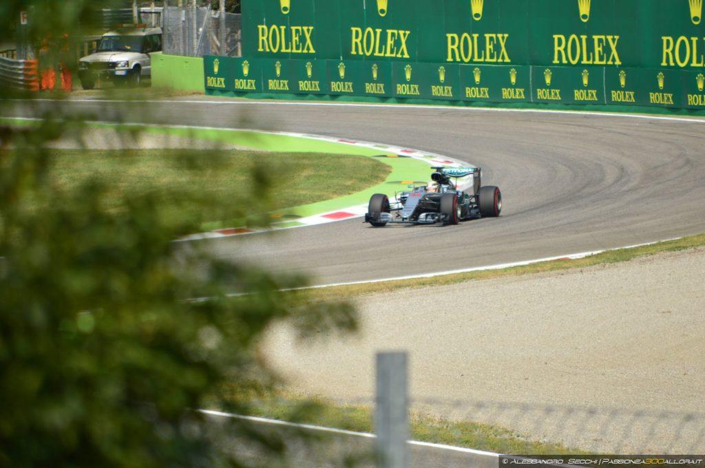 F1 | Gran Premio d'Italia 2016: la griglia di partenza