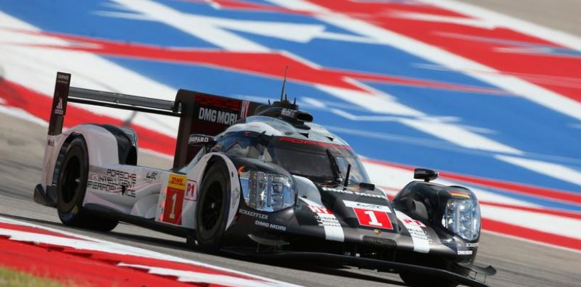 WEC   Austin: Audi beffata dalla FCY, nuovo successo per Porsche #1