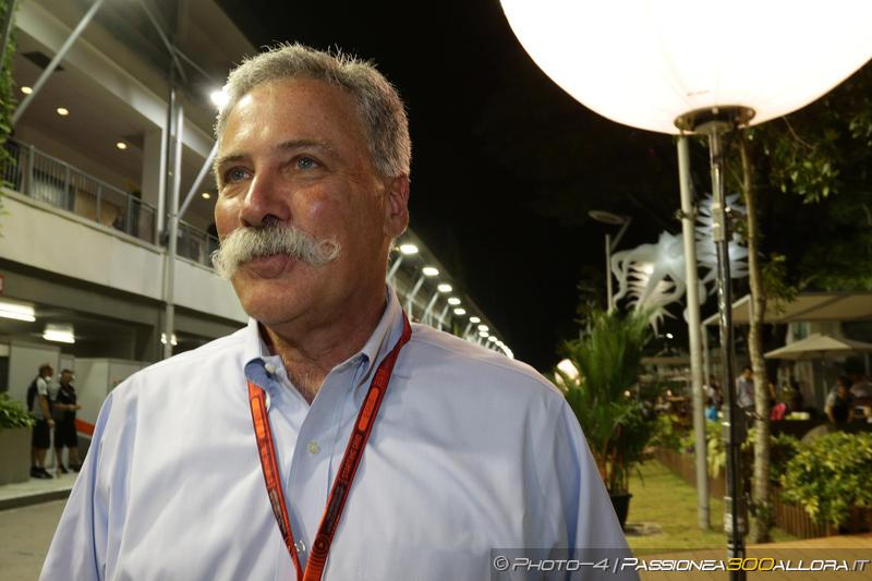 F1 | Chase Carey: