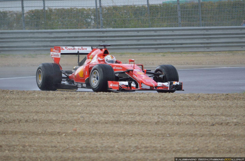 F1 | Un giorno di test della prima sessione dedicato alle gomme da bagnato