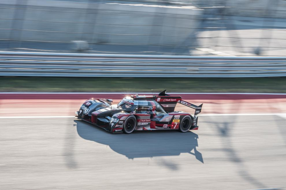 WEC | Austin: Audi domina nelle qualifiche, Porsche soffre