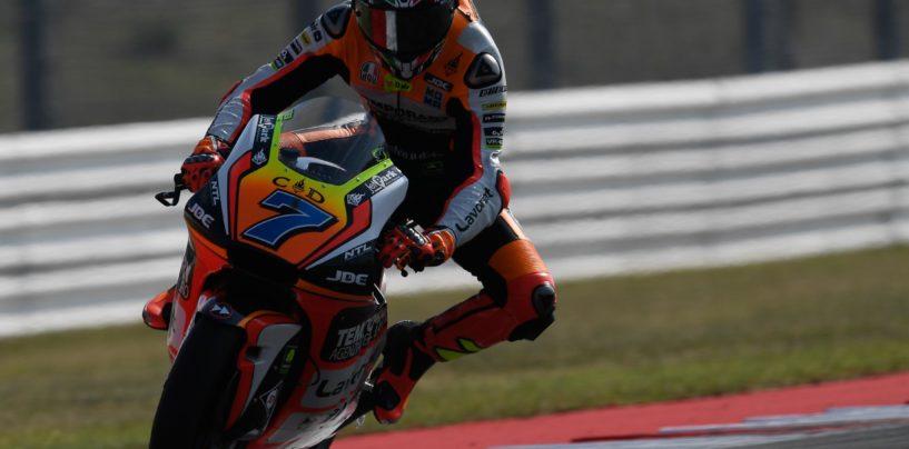 Moto2 | San Marino: primo successo per Baldassarri, Rins recupera su Zarco