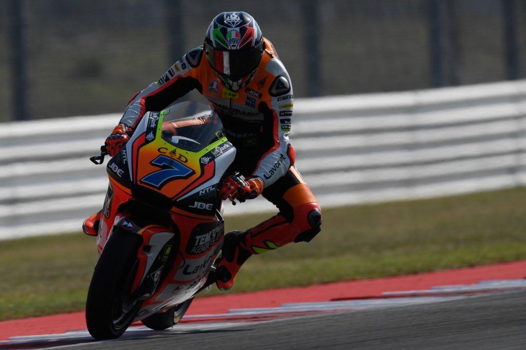 Moto2   San Marino: primo successo per Baldassarri, Rins recupera su Zarco