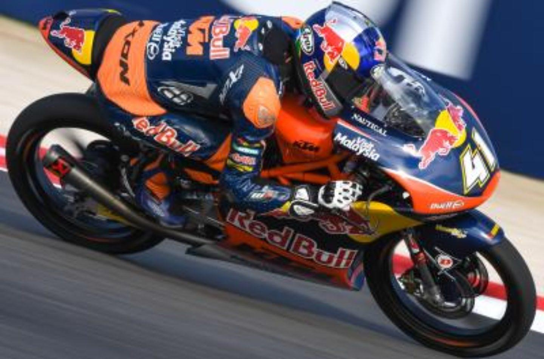 Moto3 | San Marino: Binder beffa anche Bastianini e conquista un'altra vittoria