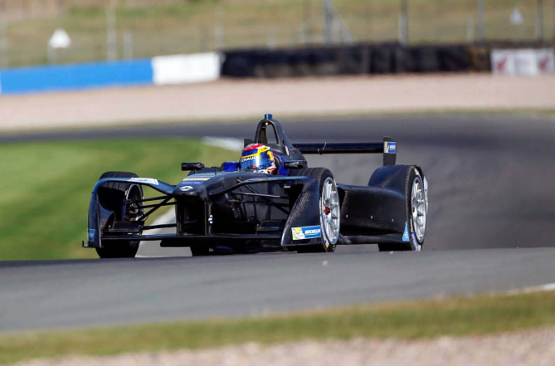 Formula E | Buemi chiude i test al comando con un nuovo record