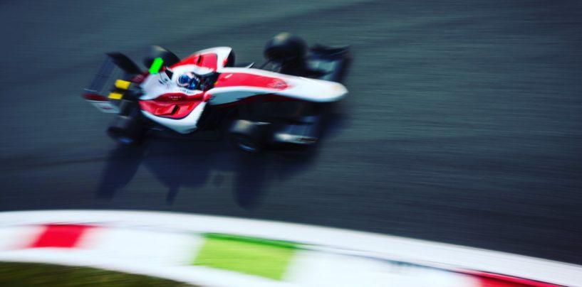 GP3 | GP d'Italia, a De Vries Gara 2, Fuoco 3°, Fukuzumi elimina Leclerc