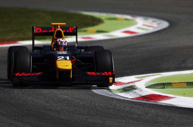 GP2 | Italia: Prema continua a dominare, Gasly-Giovinazzi in prima fila