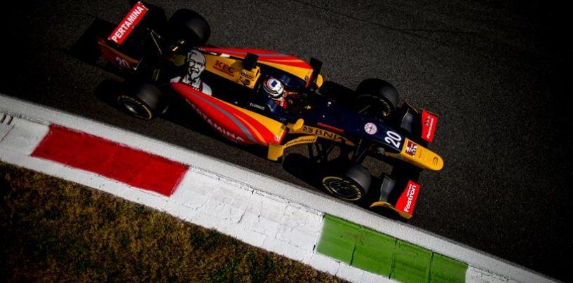 GP2 | Italia: la Direzione Gara sbaglia, Giovinazzi e Marciello ringraziano